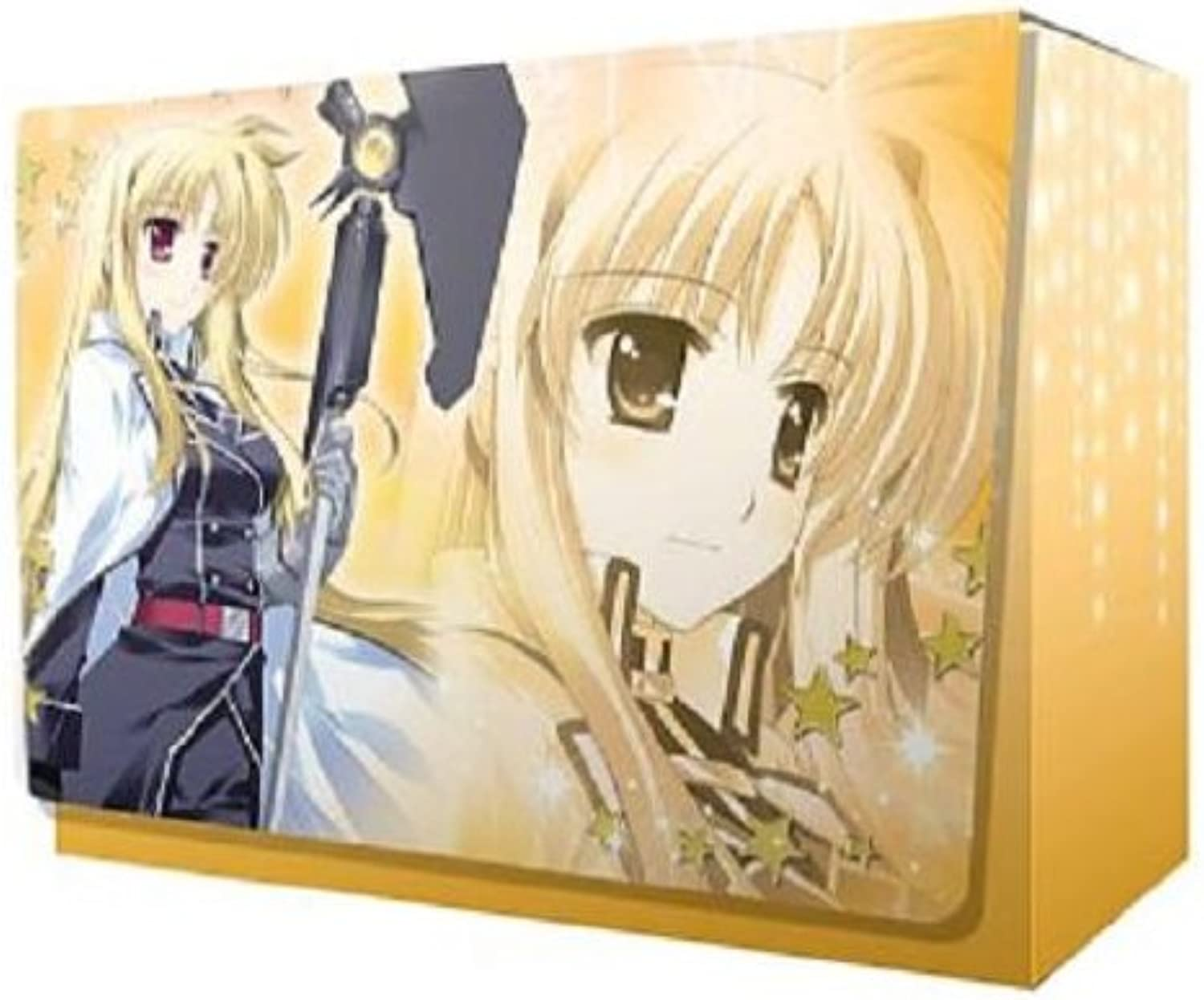 Character Deck Case Collection SP - Magical Girl Lyrical Nanoha Vivid [Fate T. Harlaown]