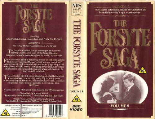 The Forsyte Saga - Vol. 9