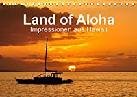 Hawaii - Land of Aloha (Tischkalender 2022 DIN A5 quer): Impressionen aus Hawaii (Monatskalender, 14 Seiten )