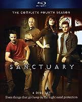 Sanctuary: Complete Fourth Season/ [Blu-ray] [Import]