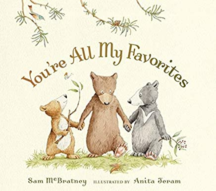 You're All My Favorites (English Edition)