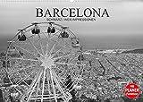 Barcelona Schwarz / Weiß Impressionen (Wandkalender 2022 DIN A2 quer): Fantastische Impressionen in schwarz / weiß der wunderbaren katalonischen Stadt Barcelona (Geburtstagskalender, 14 Seiten )