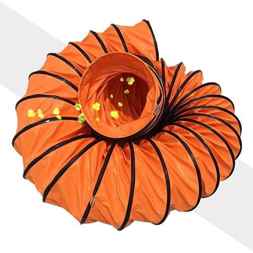 フレキシブルダクト ダクトホース 超長型 送排風機用ダクトホース 空気供給 防水 伸縮自在 換気パイプ 排気ダクト 農場/空港/造船業用 伸縮式換気パイプ (250mm*10m)