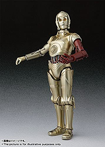 Bandai S.H. Figuarts C-3 PO (The Force Awakens) Star Wars   Force Awakening