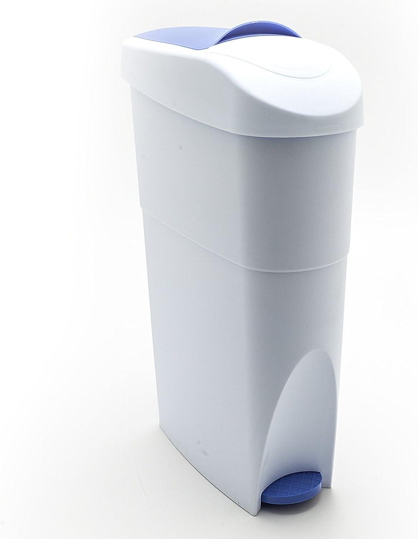 Abfalleimer schmal für Bad Küche Treteimer Mülleimer Mülleimer Mülleimer Abfallbehälter B01J2BO6V6 470163