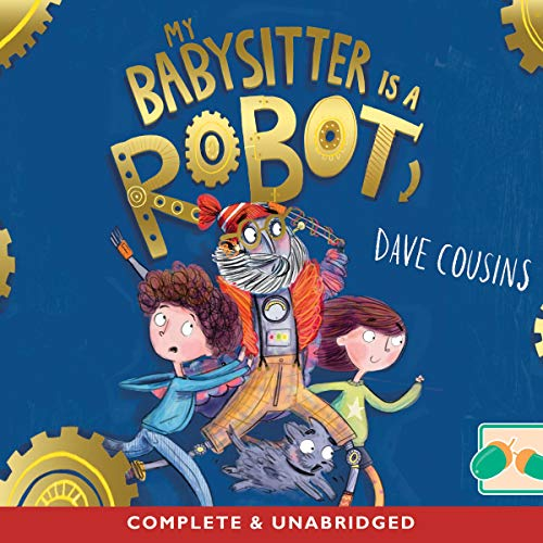 My Babysitter Is a Robot cover art