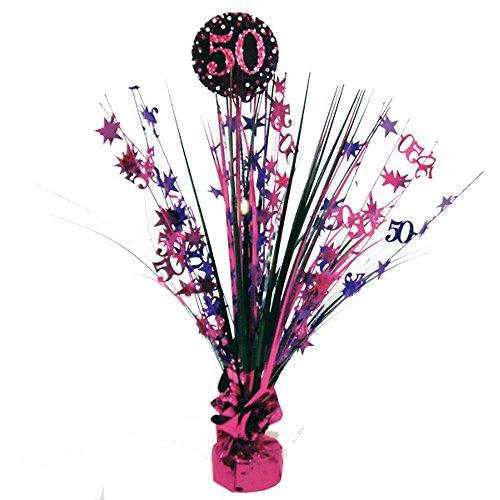 Feste Feiern Geburtstagsdeko 50