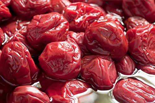 小梅干し 300g 梅 紫蘇 塩だけで漬け込んだ梅干し 豊の香梅 塩分16% 産地直送 大分県大山町産