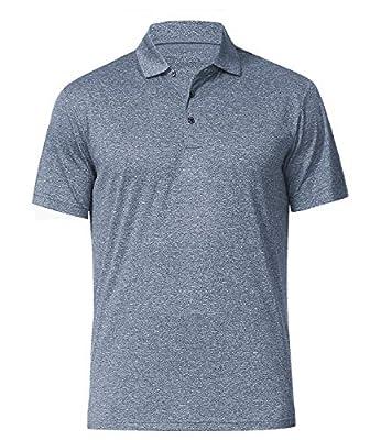 Men's Athletic Golf Polo