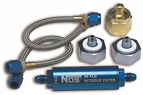 NOS 14300NOS Nitrous Refill Pump Station Line Assembly