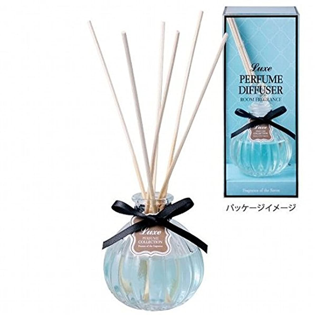 誰の慢な淡いkameyama candle(カメヤマキャンドル) パフュームディフューザー 「 サボン 」(E3260520)