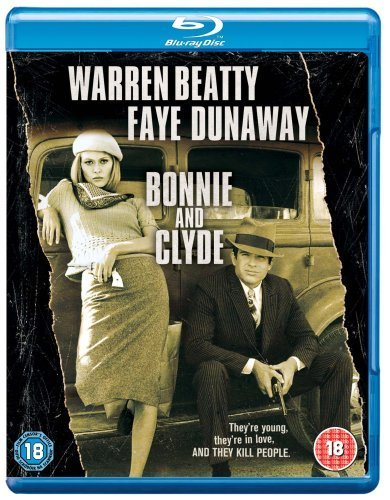 Bonnie & Clyde 40th Anniversary Edition [Reino Unido] [Blu-ray]