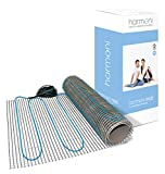 200w/m² - 1.0m² 200w Electric Underfloor Heating Mat