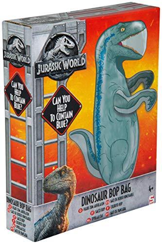 Sambro JUW-3262 Boxsack zum Aufblasen, Dinosaurier aus Jurassic World, bunt