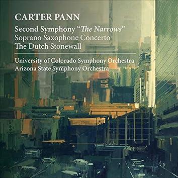 Carter Pann: The Narrows (Live)