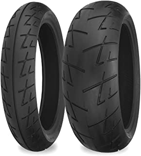 Shinko 009 Raven Front 120/70ZR17 Motorcycle Tire