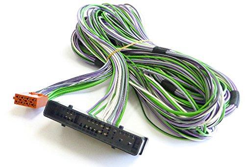DIETZ 17003 Aktivinterface Soundsystemumgehung für Mercedes ML/GL-Klasse W164/X164