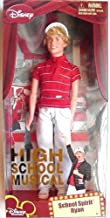High School Musical 2 School Spirit Ryan Doll