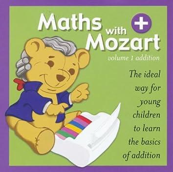 Math With Mozart (Volume 1 - Addition)