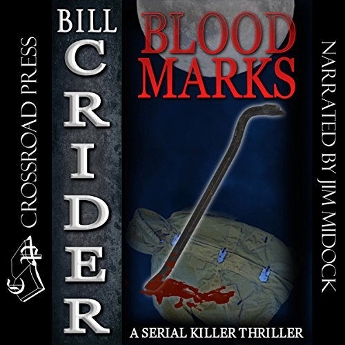 Blood Marks audiobook cover art