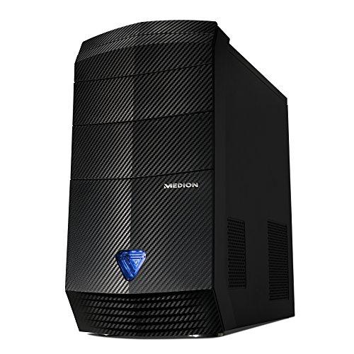 Medion P5326H/B521 Desktop-PC (Intel Core i7 4790, nVidia GeForce GTX 960, 8GB RAM, 2TB HDD + 8GB SSHD, Win 8.1)