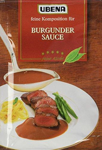 Ubena Burgunder Sauce, 6er Pack (6 x 31 g)