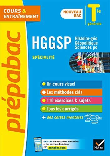 HGGSP Spécialité Tle générale: nouveau programme, nouveau bac (2020-2021) (Prépabac Cours & entraînement)