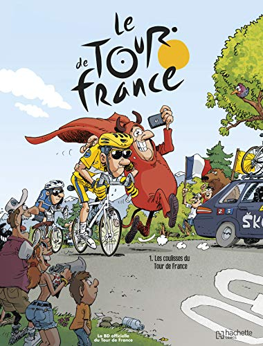 Le Tour de France, Tome 2 : Le sprint final
