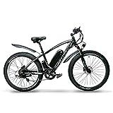 Cyrusher Fat Tire Bike Snow Bike Mountain Bike with Motor 1000W 48V 13ah Lithium Battery Extrbici XF660 4.0 inch Fat Tire s