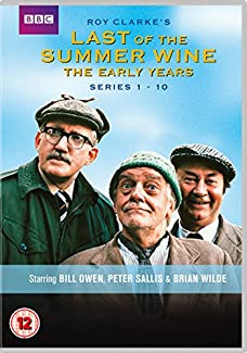 Last Of The Summer Wine: The Early Years - Series 1 - 10