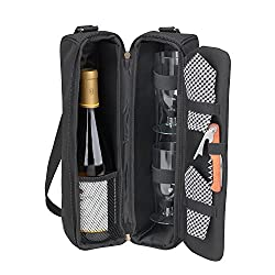 Wine Glass Travel Bag And Picnic Set – Kovot