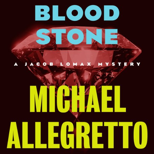 Couverture de Blood Stone