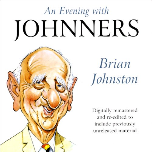 An Evening with Johnners audiobook cover art