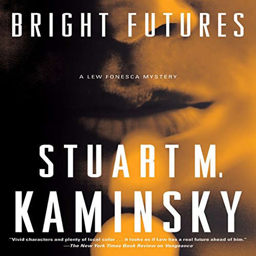 Bright Futures  audiobook cover art