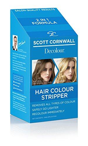 Scott Cornwall, Prodotto per decolorare i capelli