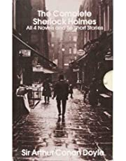 The Complete Sherlock Holmes - Box set
