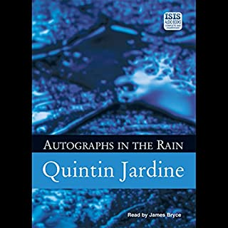 Autographs in the Rain cover art