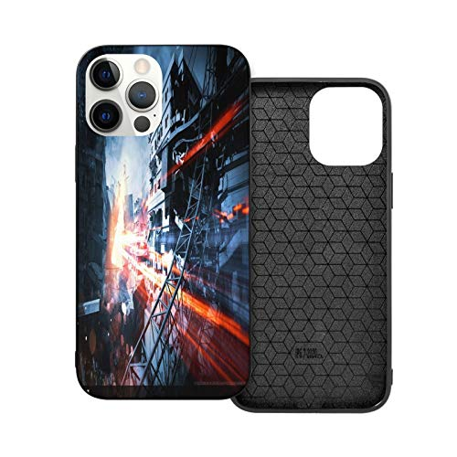 Fashion Apple'S-Iphone 12 Case For Ip12mini-5.4,Battlefield-3-Aftermath-Epicenter,Compatible With Iphone-12 Case,12 Pro,12 Mini,12pro Max