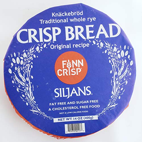 Siljans Crispbread, 14 oz, 3 pk