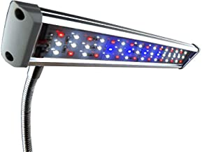 Finnex FugeRay Planted+ Aquarium LED Light Plus Moonlights, Cliplight