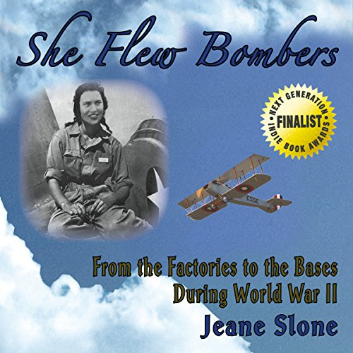 She Flew Bombers cover art