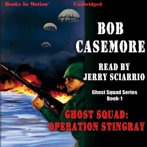 Ghost Squad: Operation Stingray cover art