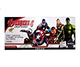 Great as a gift Good for decoration purpose Children of all ages will love getting in on the action with our action figures MADE IN INDA Action figure Hulk, iron man, and captain America set of three big size 12 inch.Super Hero and Comic Figures Supe...