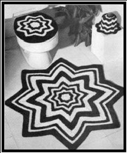 Crochet Bathroom Sets Crochet For Beginners