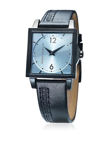 Adolfo Dominguez Watches 69192 - Reloj de Señora Cuarzo Correa de Piel dial Azul