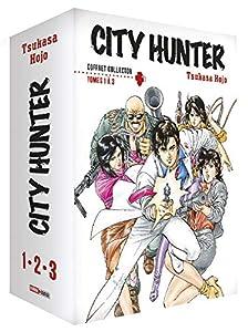 City Hunter - Nicky Larson Coffret Tomes 1 à 3