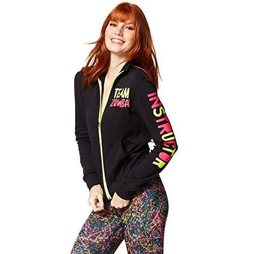 This gifts for a zumba instructor will help her zipup in style.