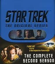 star trek the original series season 2 dvd