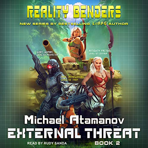 External Threat cover art