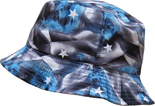 BOB KBETHOS - American Flag - Bleu